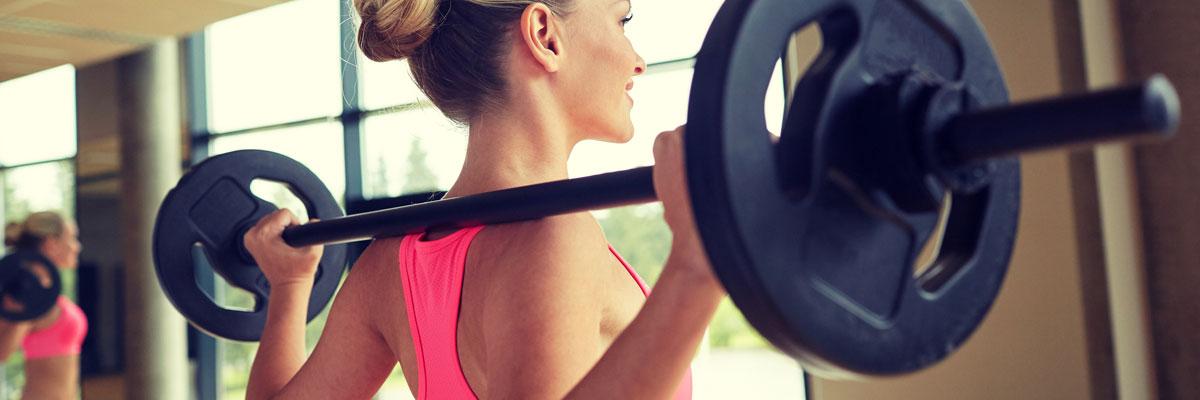 7 Reasons Women Should Lift Weights