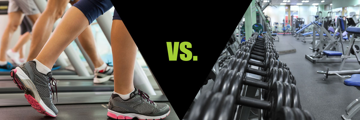 Cardio Vs. Weight Training: Which Is Best For Weight Loss?